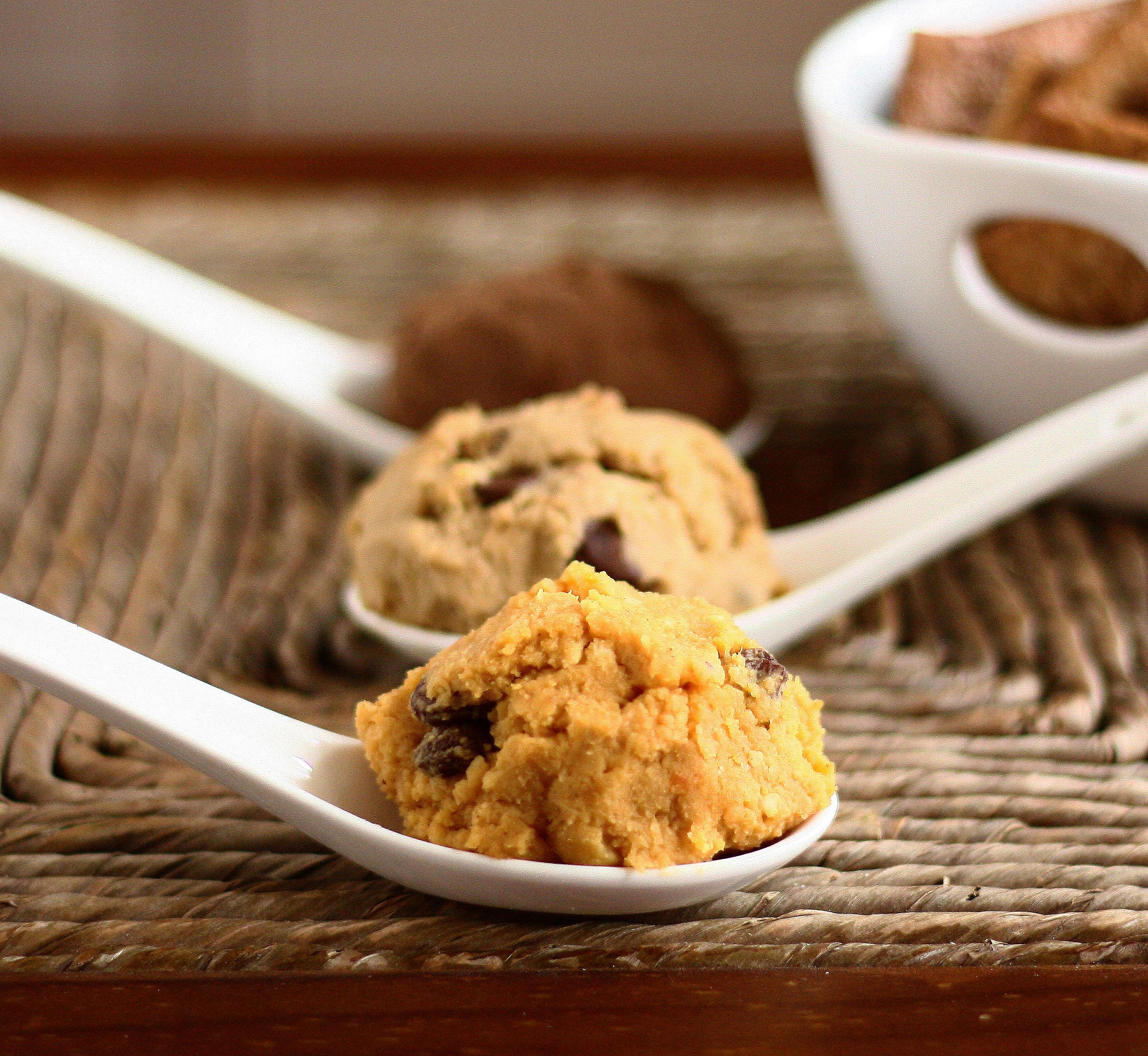 Dessert Hummus (Trio) Culinary Adventures in the Kitchen