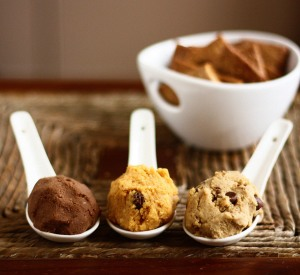 Dessert Hummus (Trio)