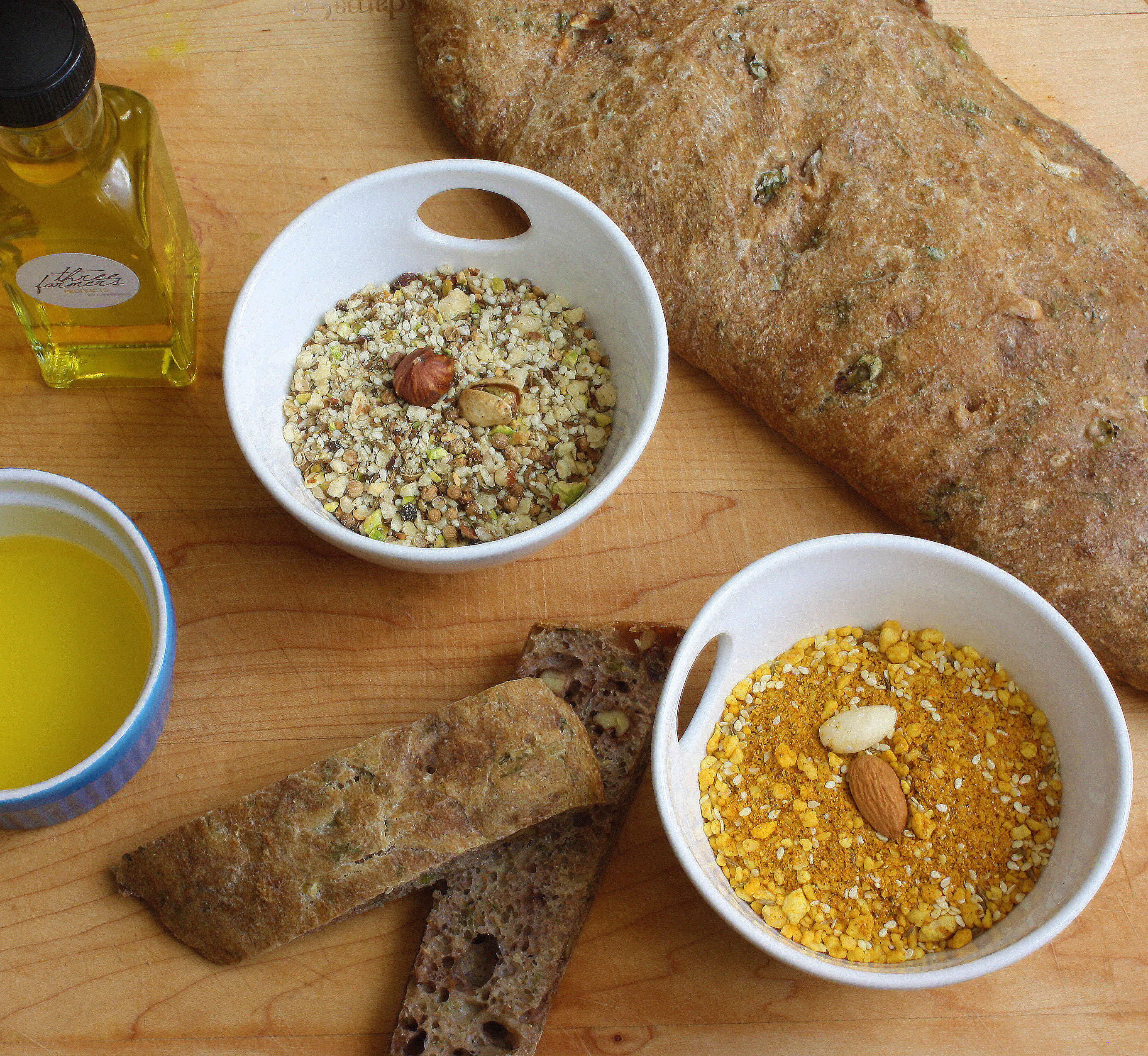 Dukkah | Culinary Adventures in the Kitchen