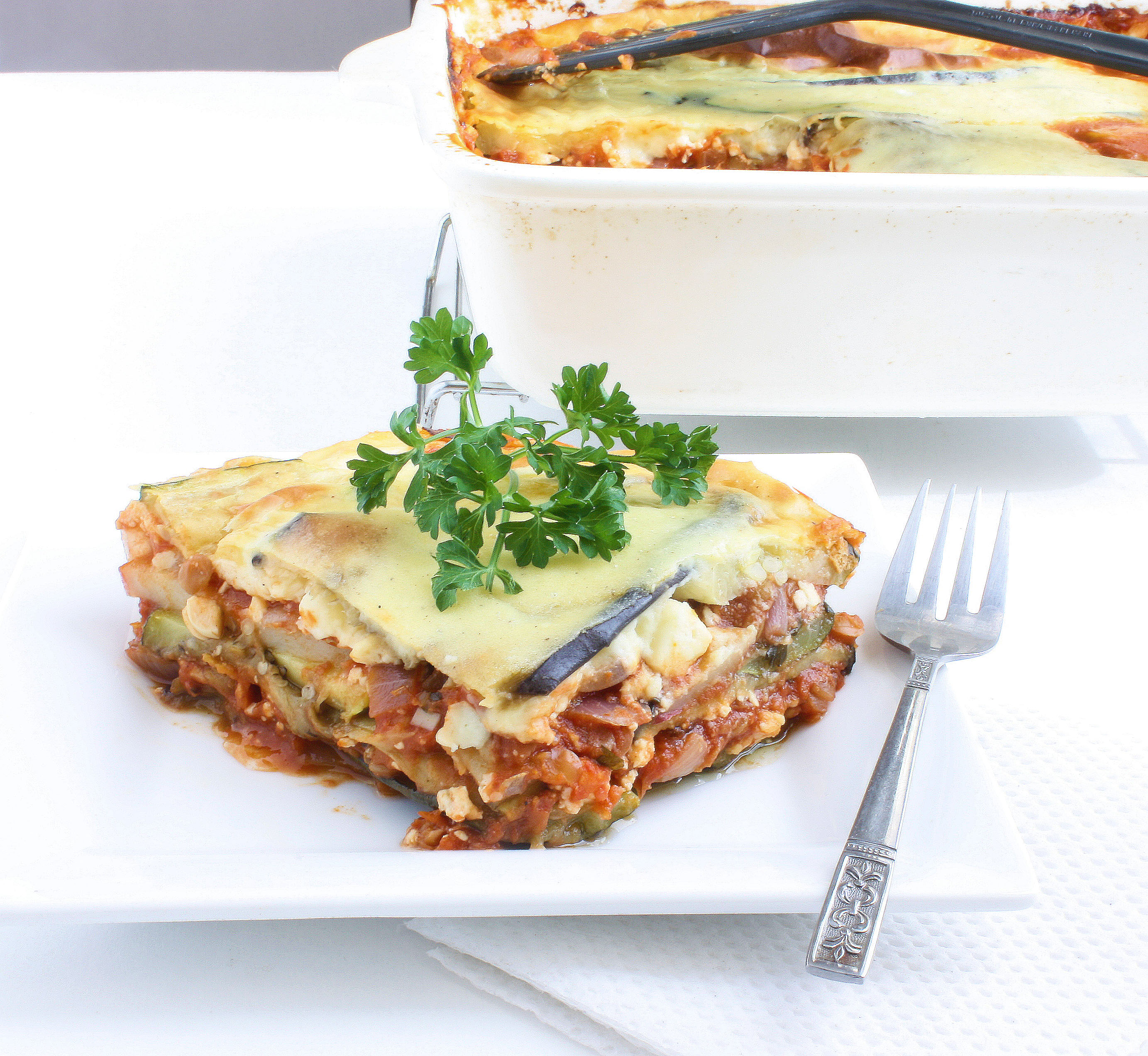 Vegetarian Moussaka | Culinary Adventures in the Kitchen