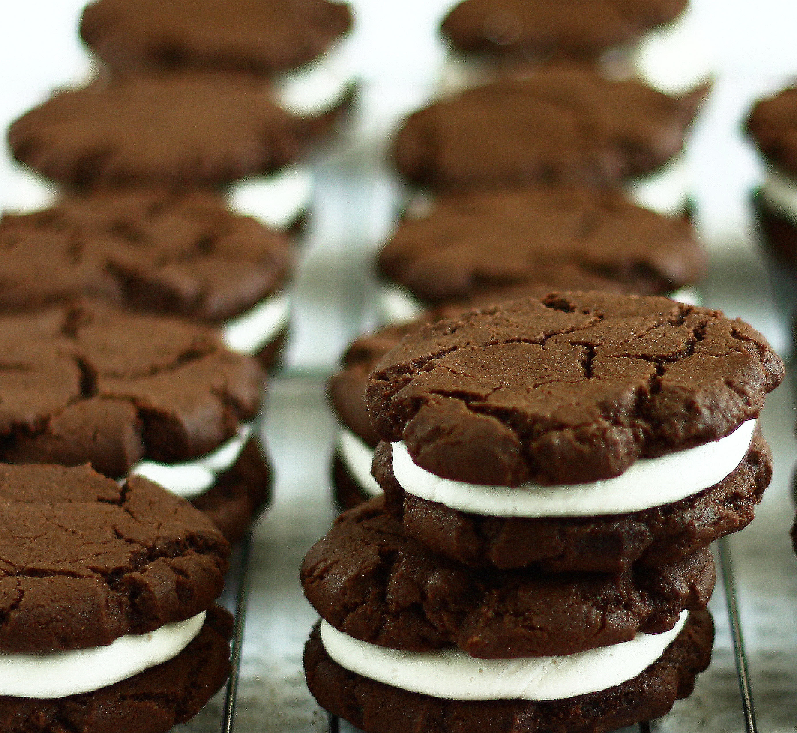 Homemade Oreo Cookies | Culinary Adventures in the Kitchen